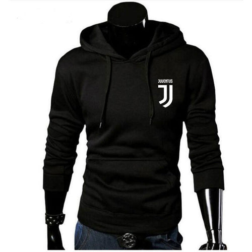 2017 Brand New Fashion Juventus print Sportswear Men Hoodies Pullover Hip Hop Fleece Mens tracksuit Sweatshirts Clothing