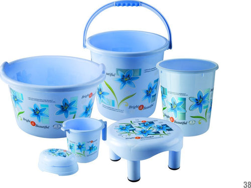 Joyo Bathroom sets Economy (6 pcs)