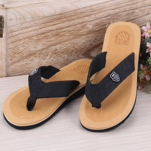 2017 Mens Flip Flops Sandals EVA Casual Men Shoes Summer Fashion Beach Flip Flops Sapatos Hembre sapatenis masculino