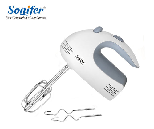 Multifunction Food Mixers Dough Mixer Egg Beater Food Blender for Kitchen EU Plug Sonifer