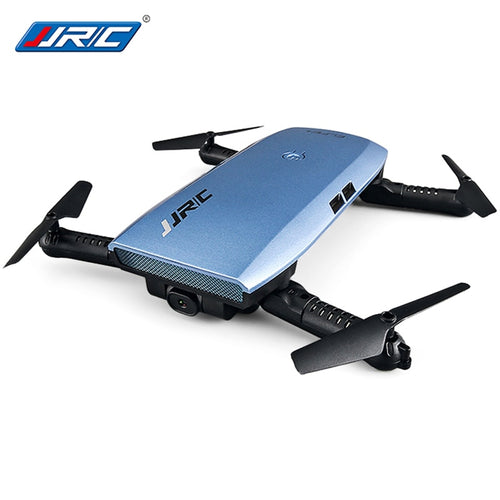 JJRC H47 ELFIE Drone Dron Foldable RC Pocket Selfie Drones with WiFi FPV 720P HD Camera Quadcopter Helicopter Remote Control Toy