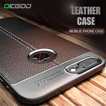 OICGOO Luxury Ultra Thin Back Case For iPhone 7 8 Plus Litchi Grain TPU Cover Cases For iPhone 8plus 7 8 Plus Case Phone Shell