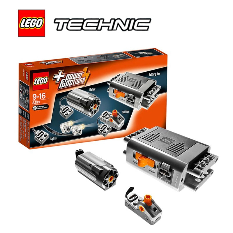 Lego technic building bricks toy Power Functions Motor Set Building blocks Toy for children L8293