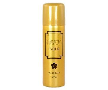 Havoc Golden Perfumed Deodorant 200ml