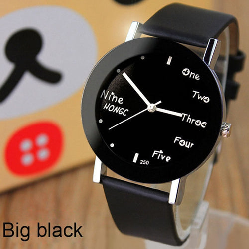 YAZOLE White Black Quartz Watch Fashion Women Watches 2017 Famous Brand Female Clock Ladies Girl Wrist Watch Relogio Feminino