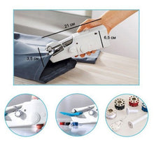 Handy Stitch  Portable Cordless Handheld Automatic Sewing Machine