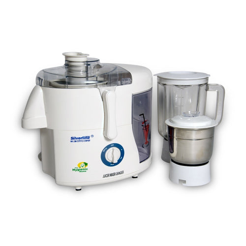 SILVERLINE Juicer Mixer Grinder (K-1021)