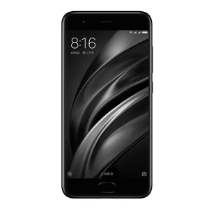 "Global EU version Xiaomi mi 6 6G 64G Snapdragon 835 Octa core 5.15"" 12MP Dual Camera Four Side Curved Body Mobile phone"
