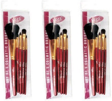 Vega Set of 5 Make-Up Brushes RV-05