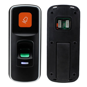 RFID Standalone Fingerprint Lock Access Control Reader Biometric Fingerprint access controller Door Opener Support SD Card