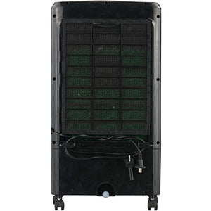 room cooler negative ion purification 7.5 hours timer 10L large water tank remote air conditioning