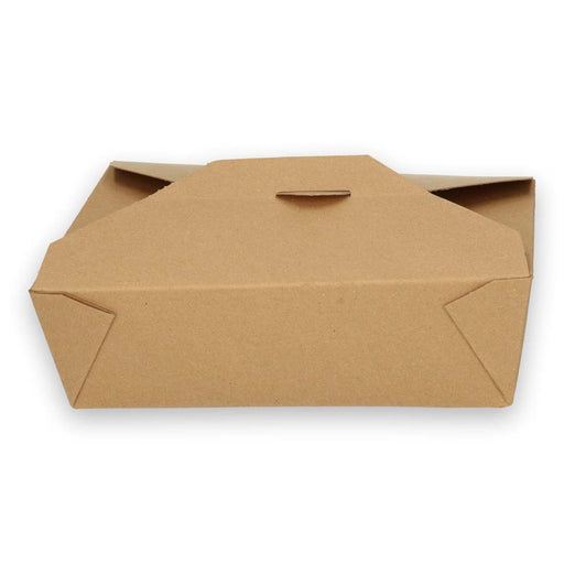 Plateau carton rectangle PE 197x140x64 mm