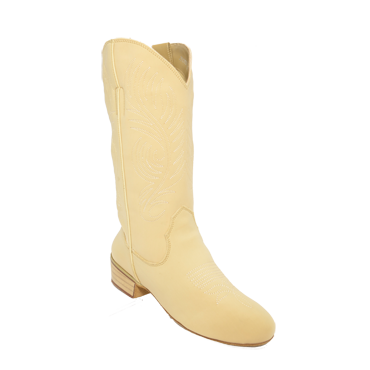 Ultimate - Women's Classic Country Boot - Skintone Lycra