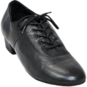 Ultimate Men's Depth - Black Leather - Pro Heel