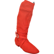 Ultimate Fashion Boot - Floorplay - Red