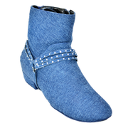 Ultimate Fashion Boot - Shorty - Denim
