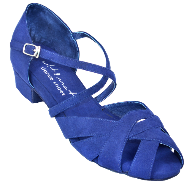 Ultimate Wrapstar - Blue Microsuede
