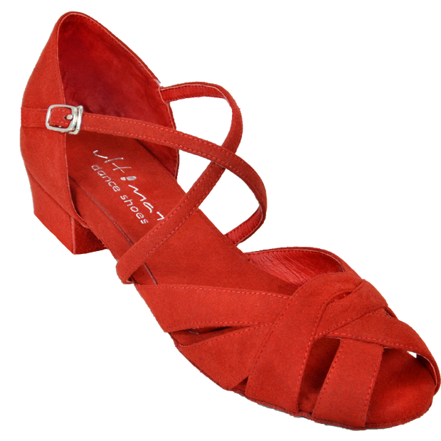 Ultimate Wrapstar - Red Microsuede