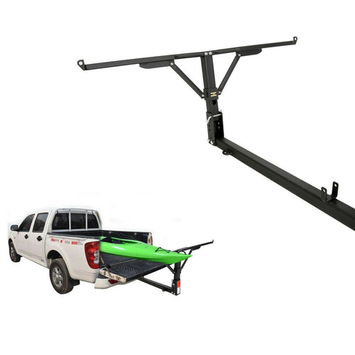 ET-015 Steel Pick-Up Truck Bed Tailgate Extender Extension Rack 2
