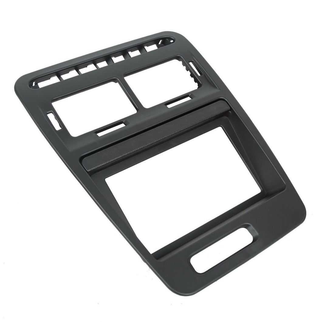 ET-156 1990-99 for Nissan 300ZX Double Din Radio Bezel with Stock Finish