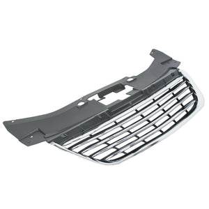 ET-200 For 2011-2014 Chrysler 200 Chrome Front Radiator Grille Grill 68082050AE