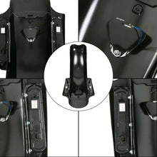 Load image into Gallery viewer, MT-20 LED CVO Style Rear Fender System For Harley Touring Electra Street Glide 2014-18