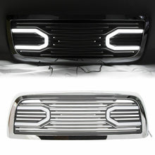 Load image into Gallery viewer, ET-139-L Big Horn Chrome Grille &Replacement Shell & Lights For 10-18 Dodge Ram 2500 3500