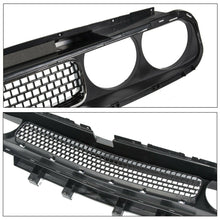 Load image into Gallery viewer, ET-092 Grille Black w/ Chrome Trim Molding Upper for 08-14 Dodge Challenger CH1200338