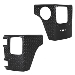 AT-41 Rear Corner Guards Body Armor for 4 Door 2007-2018 Jeep Wrangler JK JKU