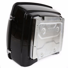 Load image into Gallery viewer, 14-18 Harley Tour pak pack trunk & top rack for touring Road King Electra glide