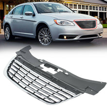 Load image into Gallery viewer, ET-200 For 2011-2014 Chrysler 200 Chrome Front Radiator Grille Grill 68082050AE