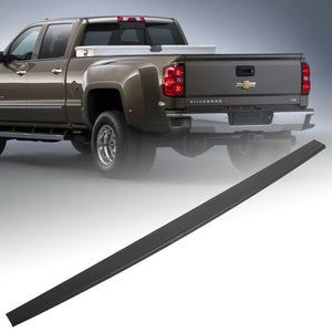 AT-90 For 2014-2019 Silverado Sierra Tailgate Molding Cap Top Protector Molding Trim