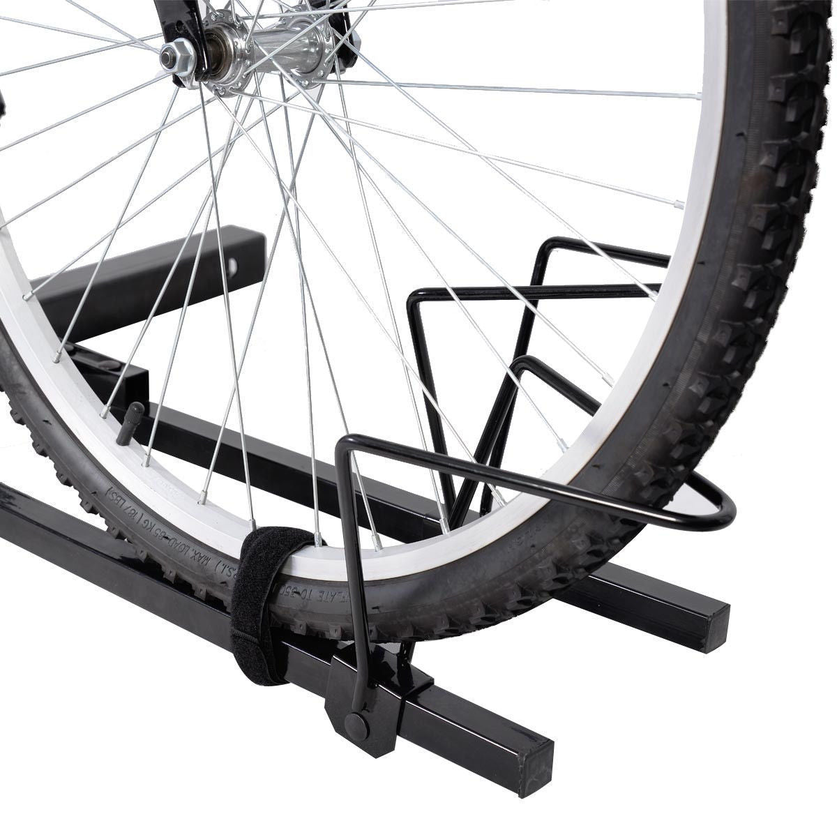 2 Bike Bicycle Carrier Hitch Receiver Heavy Duty 2/'/' Mount Rack Truck SUV