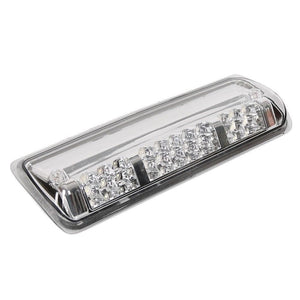 Ford F150 F-150 2004-2008 3rd G2 LED chrome Tail Brake Cargo Light Stop Lamp