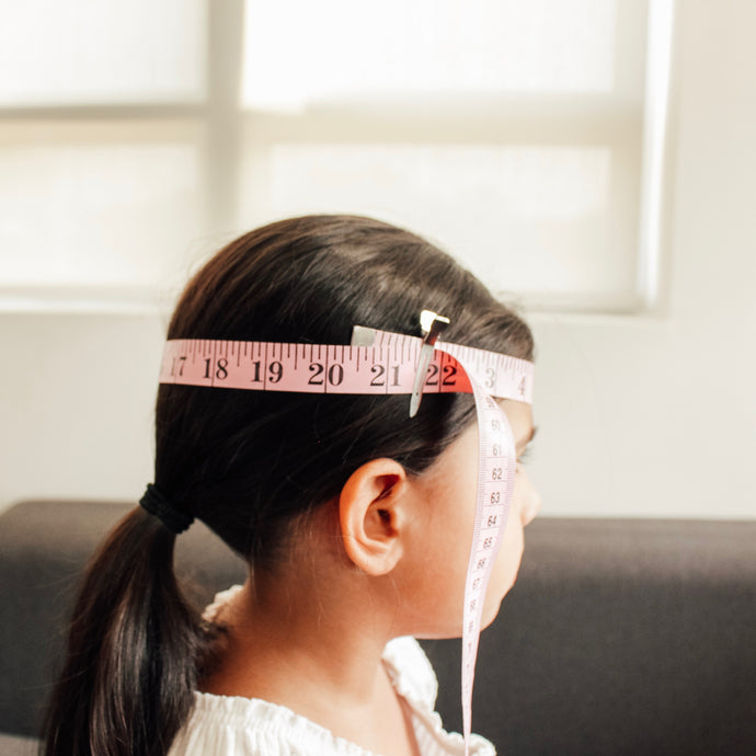 How To Measure Your Child's Head