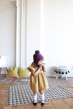 Load image into Gallery viewer, WOOL POMPOM BONNET | MULBERRY