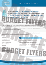 Load image into Gallery viewer, Budget Flyers Vitality