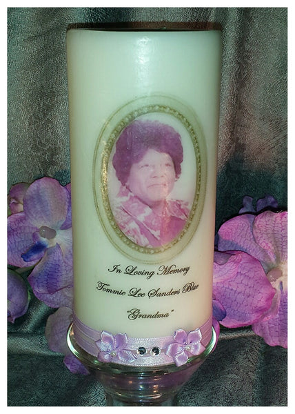 Memorial Candles - The Perfect Bereavement Gift