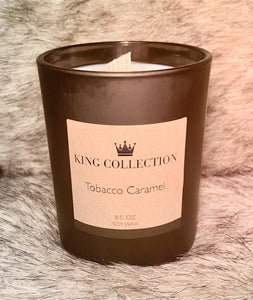 The King Collection  - Tobacco Caramel