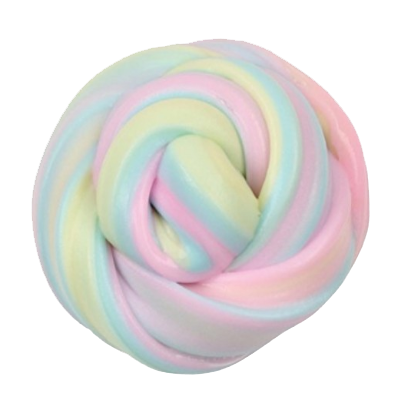 30g Candy Rainbow Unicorn Slime - Unicornia