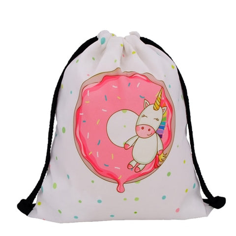 Unicorn Drawstring Bag - Unicornia
