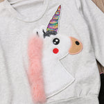 Kids Unicorn Tassel Set - Unicornia