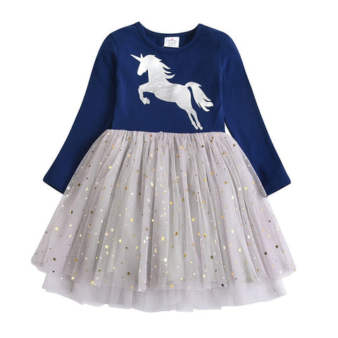 Lace Unicorn Dress - Unicornia