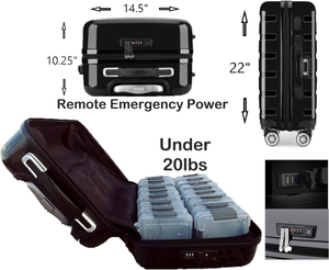 Kold Fuzion™ Scalable Emergency/Backup Power/Remote Power Solution