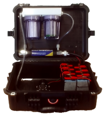 Purinade 12v Water Purifier Systems