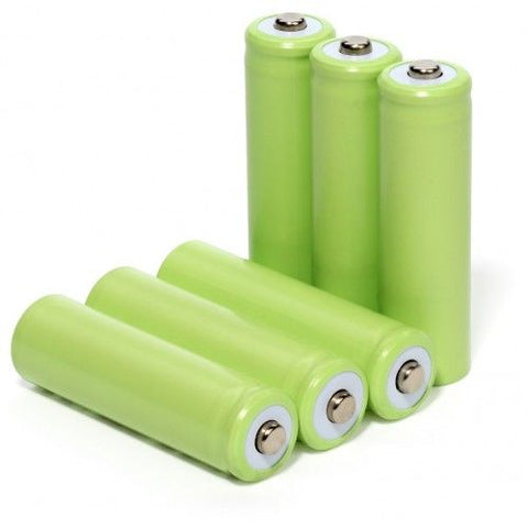 1000 mAh AA Rechargeable Batteries