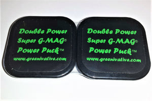GMAG® Double PowerPucks™