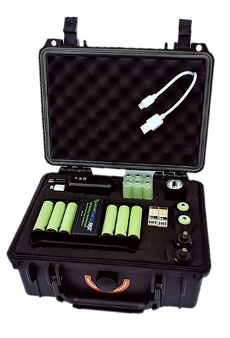 Saltwater Generated Emergency Power Kit