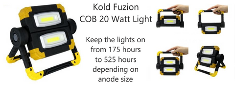 12v COB 20 Watt Light