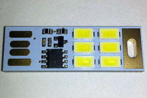 2 USB Ultrabright LED's - Greenivative